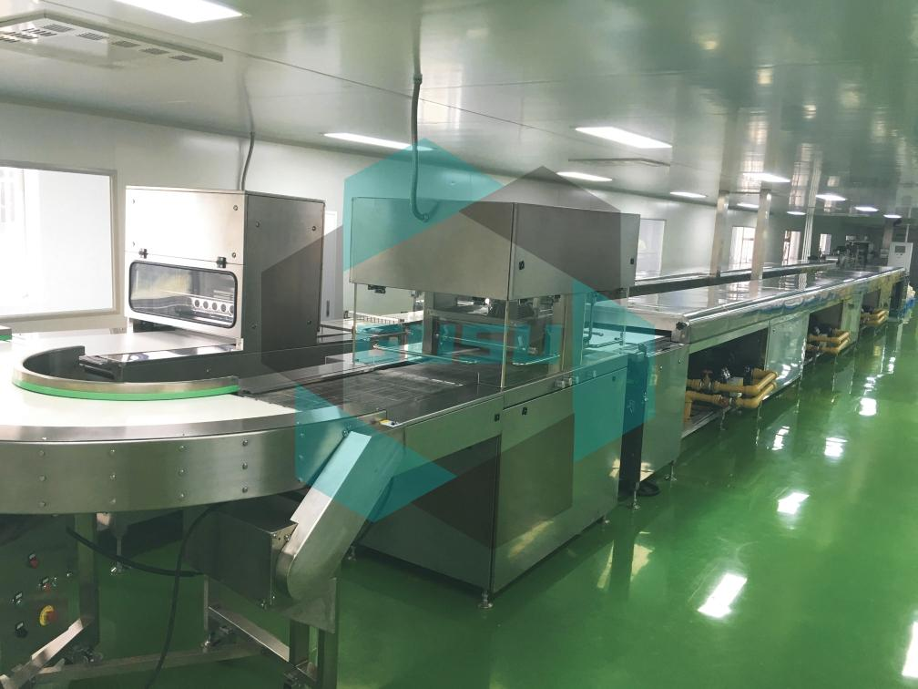 Compound Candy Bar Making Line