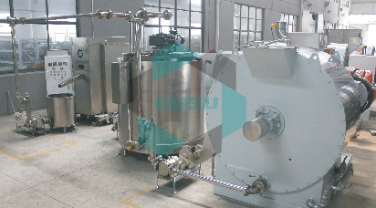 Chocolate Ball Mill