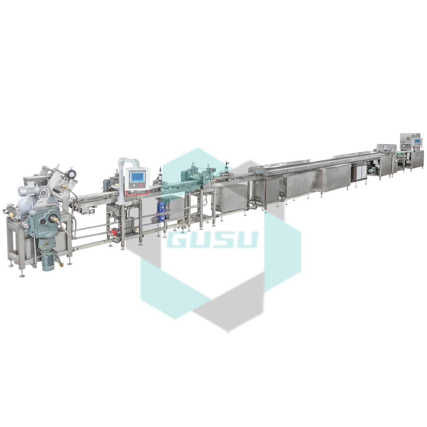 tpx automatic compound candy bar line